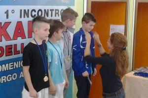 Karate Giovanissimi 01 - 2015